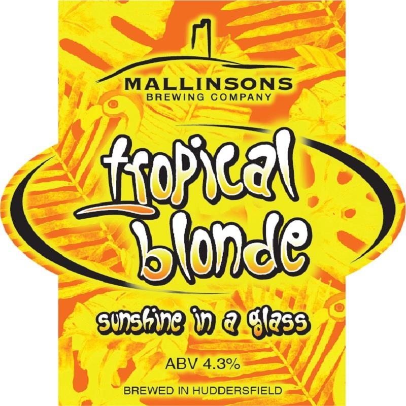 Tropical Blonde