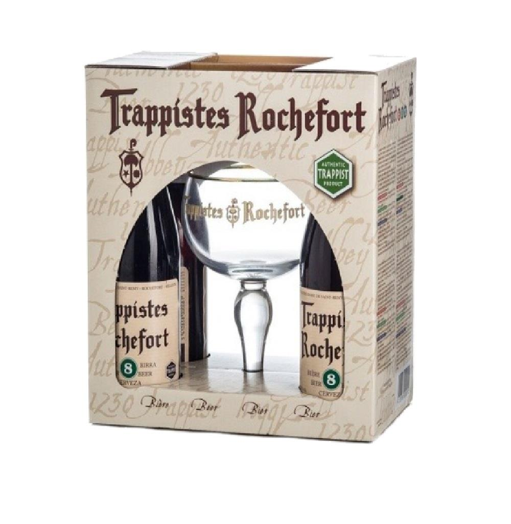 Rochefort 4x33cl Gift Pack