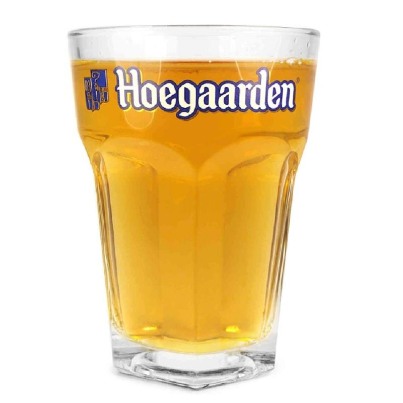 Hoegarden Glass