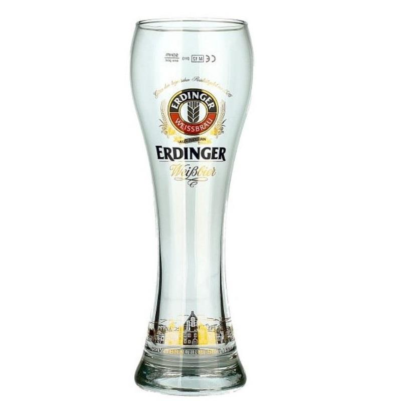 Erdinger Half Pint Glass