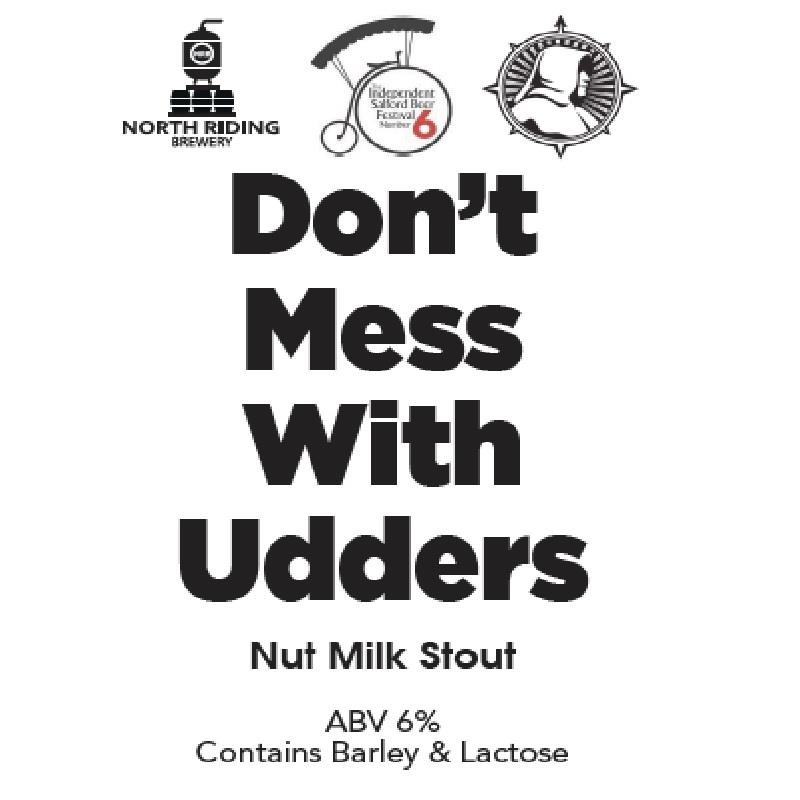Don't Mess With Udders
