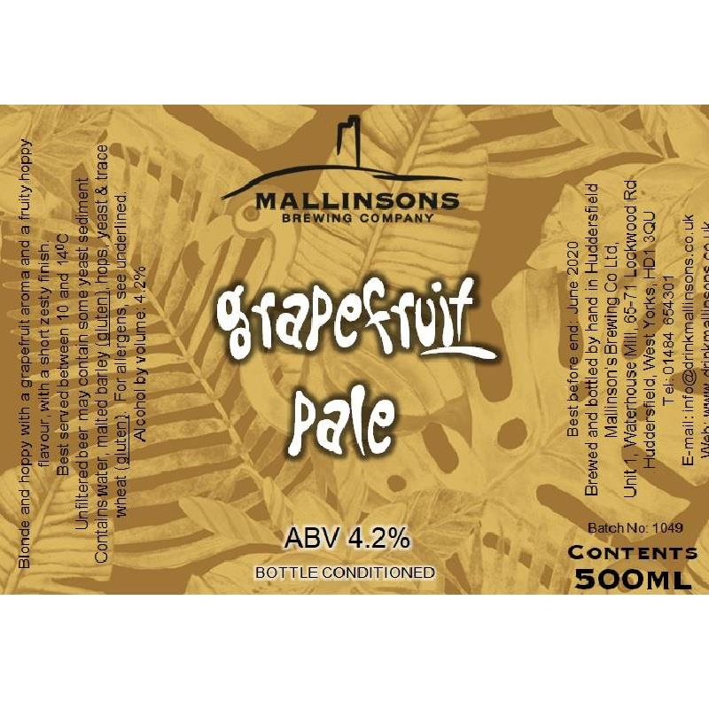 Grapefruit Pale