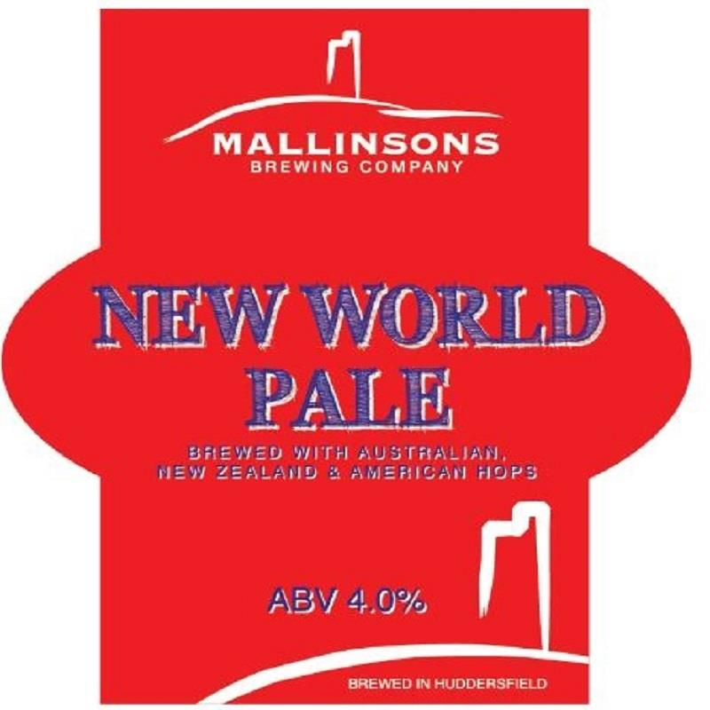 New World Pale