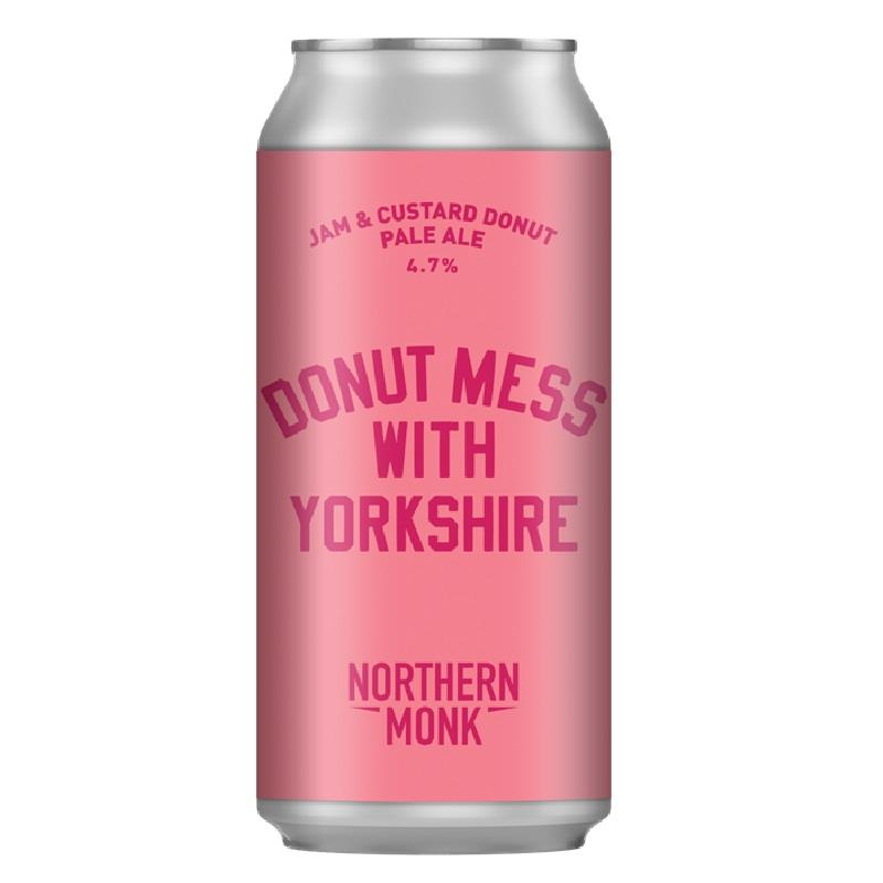 Donut Mess With Yorkshire