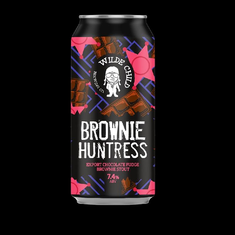 Brownie Huntress