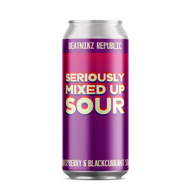 Seriously Mixed up Sour!