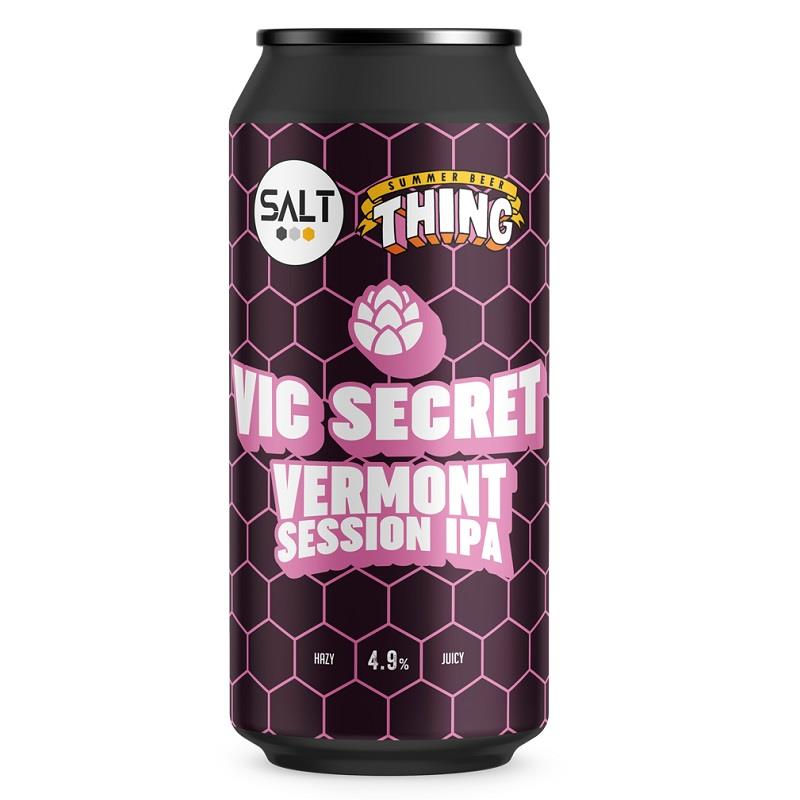 Vermont Session Vic Secret
