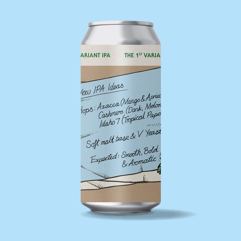 The First Variant IPA